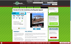 Rural Deals Rural Trader Canterbury Earthquake Appeal