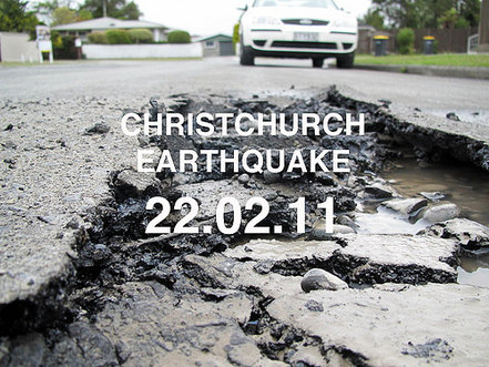 Christchurch Earthquake 22.02.11