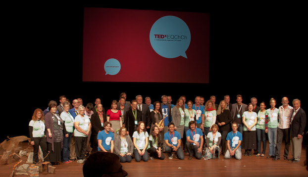 The people who made TEDxEQChCh possible.