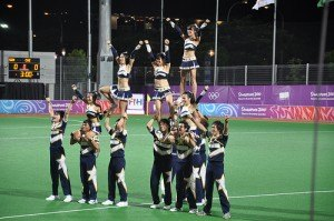 Youth Olympic Games Cheerleading