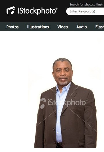 iStockphoto Businessman