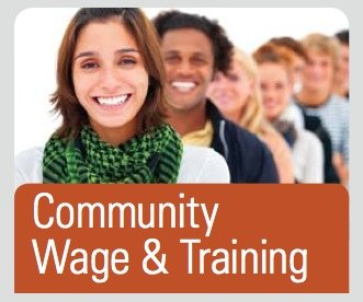 Community and wage training